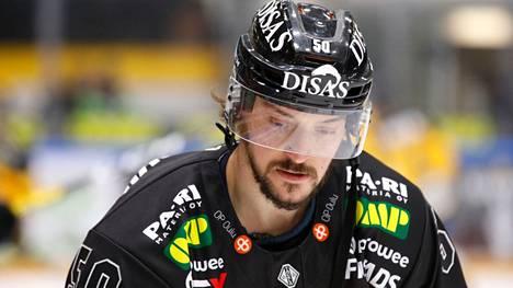 Paluun liigajäille tehnyt Juhamatti Aaltonen ei pääse hurmaamaan Raksilan yleisöä joulukuussa.