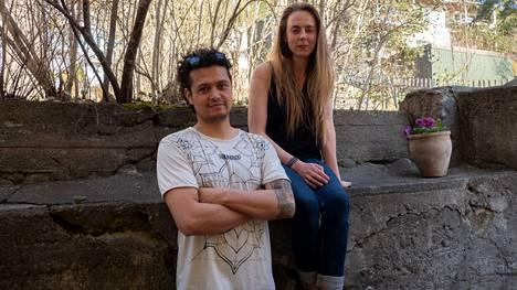 Alberto Reza ja Veera Salmio ovat kuratoineet Nokian kesän suurta taidetapahtumaa ARS 108 -näyttelyä.
