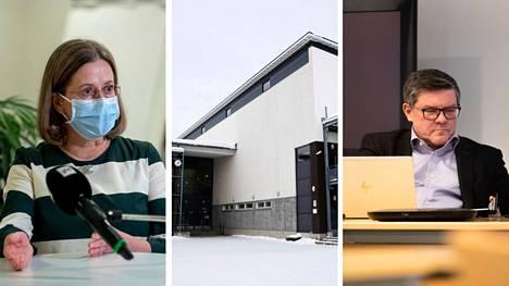Pirkanmaan pandemiaohjausryhmä pohtii keskiviikkona sosiaali- ja terveysministeriön koronaohjeiden soveltamista Pirkanmaalla.