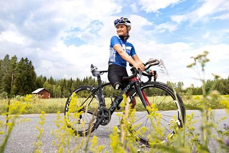 Liisa Lilja liittyy Tokion paraolympiajoukkueeseen.