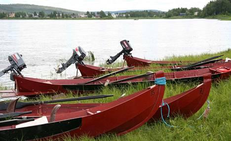 Venerantojen moottorivarkaudet ovat yleisiä kesän aikaan. Kuvan veneet eivät liity tapaukseen.