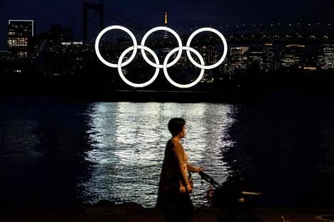 Kirjoittaja arvelee, että olympialaiset on hiipuva brändi.