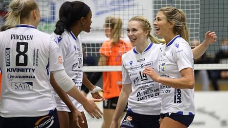 LP-Vampulan naisten Mestaruusliigan ottelu nähdään sivuillamme ensi viikon torstaina.