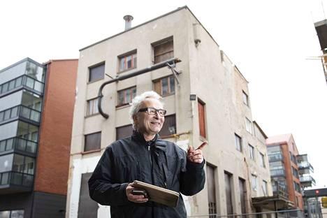 Matti Karjanojan mukaan MVR-Yhtymä on saanut kaupungilta hyvin suopean ja joustavan kohtelun alueen rakentamisessa. Uusi Panimo on hyvin pieni osa kokonaisuutta.