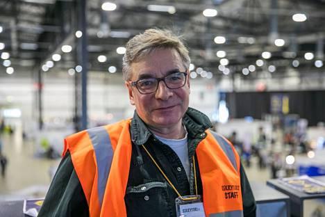 Tapahtuman tuottaja Mikko Honkala toivoo, että Rekrytori saisi liikkeelle niin nuoret työnhakijat kuin eläkeläiset, joilla riittäisi vielä kiinnostusta työelämään.