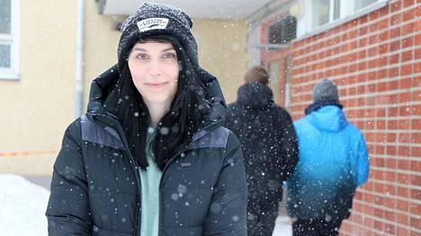 Aliina Hakonen on aloittanut tammikuussa Mänttä-Vilppulan kaupungin koulunuorisotyöntekijänä.