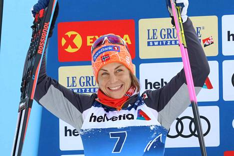 Astrid Jacobsen Uhrenholdt oli vuosikausia Norjan viestijoukkueen vakiojäsen.