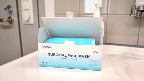 Maskia on hyvä käyttää, kunnes rokotekattavuus on saatu riittävän laajaksi.