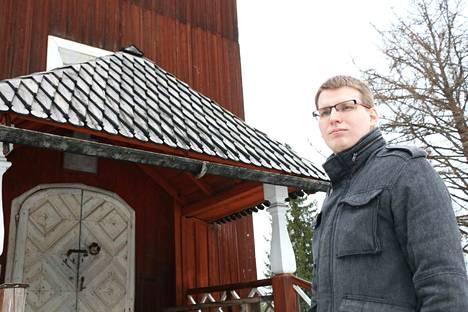 Viitisen vuotta Keuruulla asuneen Niko Ekqvistin mielestä Keuruulla on asukasmääräänsä nähden loistavat palvelut, joiden säilyminen on hänelle ensiarvoisen tärkeää.