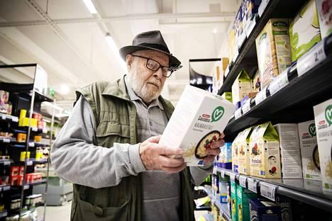 Tamperelaisen Timo Katajan mielestä maataloustuottajat saisivat saada nykyistä suuremman osuuden lopputuotteen hinnasta.