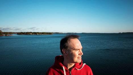 Peter Vesterbacka kuvattiin Espoon Matinkylässä helmikuussa 2020.