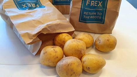 Frex-peruna palaa juurille.