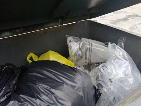 Kiikoisissa ei ole tällä hetkellä pysyvää muovinkeräyspistettä.