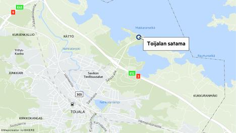 Pelastuslaitos sai ilmoituksen törmänneistä vesiskoottereista Akaan Toijalan satamaan puoli kolmen jälkeen perjantai-iltapäivänä.