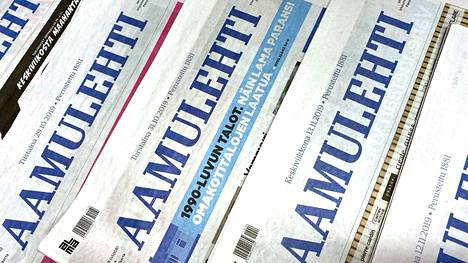 Aamulehtiä jaetaan jokaisena viikonpäivänä niin kutsuttuihin yhteisnoutolaatikoihin, joista tilaajat voivat käydä noutamassa lehtensä.