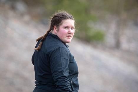 Raisiolainen Silja Kosonen osallistuu naisten moukarin karsintaan 1. elokuuta.