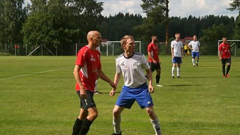 JanPa ja Pato kohtasivat viime kesänä heinäkuussa.