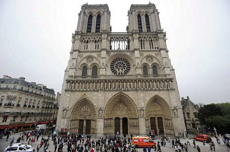 Katedraali kuvattuna vuonna 2013.