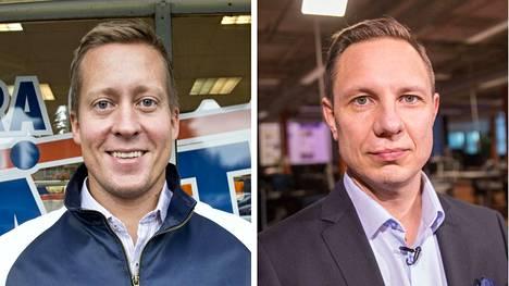 Aki Holma on vahvoilla Tapparan (Tamhockey Oy) toimitusjohtajaksi. Jussi Tapola palaa seuraan KHL-pestinsä jälkeen.