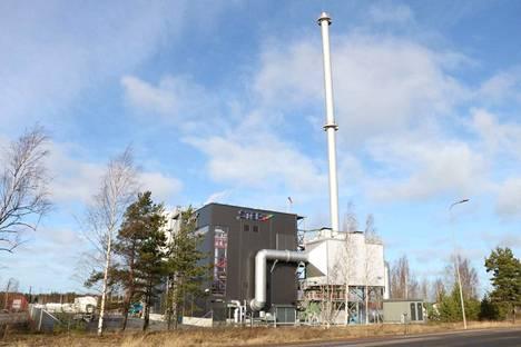 Uutta kiertotalousvoimalaitosta suunnitellaan STEPin biohöyryvoimalaitoksen tontille Harjavallan Torttilaan.