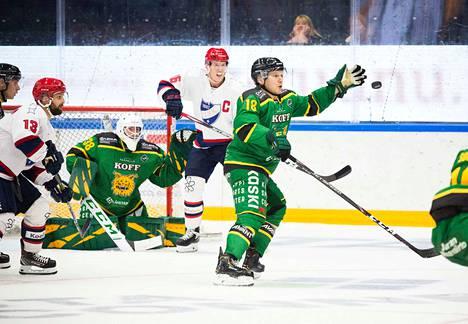 Ilves voitti Tampere Cupin viikonloppuna ensimmäistä kertaa.
