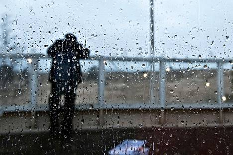 Kuvituskuvassa sateinen Yyteri vuonna 2013.