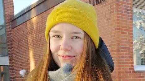 Kaisa Saarimäen runo sai kunniamaininnan vuoden 2020 Pikku-Einari-kirjoituskilpailussa.