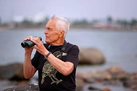 Teininä alkanut lintuharrastus kuljetti Tapio Meren maailman toiselle puolen, missä odotti merkittävämpi löytö kuin hän olisi ikinä voinut kuvitella.