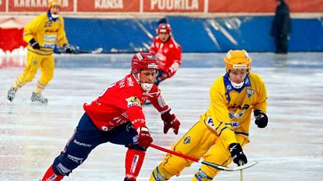 Narukerä (Rinat Shamsutov) saa lauantain kotiavauksessa vastaansa Oulun Luistinseuran.