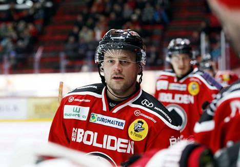 Tuomas Huhtanen pelasi vielä viime kaudella Ässissä.