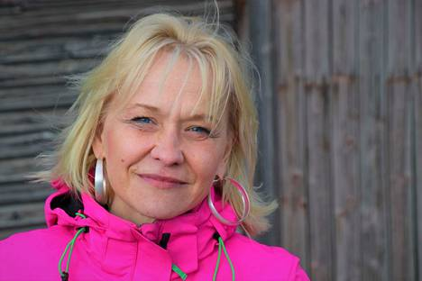 Äitiys muutti minut, voitin pelkoni ja löysin itseni, Minna Ala-Heikkilä kertoo Matti Kuuselan haastattelussa. Kuva: Matti Kuusela.