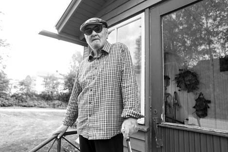Jukka Virtanen (1933–2019) asui yli 65 vuotta Helsingissä, mutta piti itseään aina jämsänkoskelaisena.