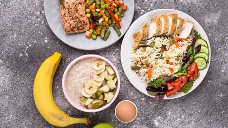 Jos B3-vitamiinin saantia haluaa lisätä, turvallisin tapa on syödä mahdollisimman monipuolisesti.