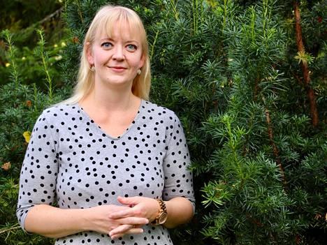 Mänttä-Vilppulan kaupunginhallituksen puheenjohtaja Marika Ala-Herttuala pyrkii Pirkanmaan hyvinvointialueen aluevaltuustoon.