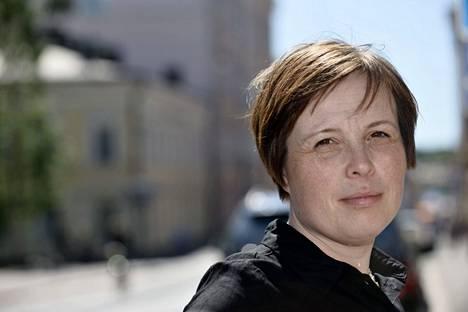 Runeberg Junior -lastenkirjallisuuspalkinnon sai tänä vuonna Karin Erlandssonin kirjoittama kirja Nattexpressen.