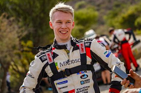 Kalle Rovanperä on jälleen mukana palkintopallitaistelussa.