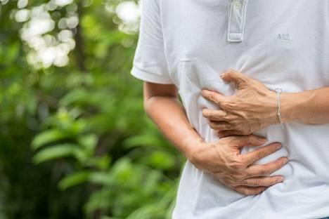 Suurin osa suolistosyövistä todetaan yli 65-vuotiailla.