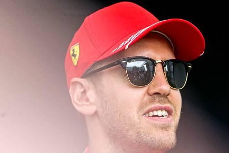 Sebastian Vettel ei jatka punakeltaisissa.