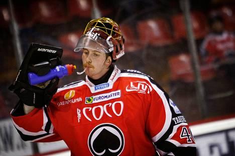 Jussi Rynnäksen parhaat muistot ulottuvat kauteen 2009–2010.