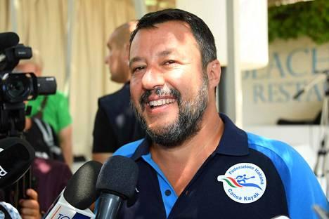 Jos uudet vaalit järjestetään, Matteo Salvinin Lega nousee todennäköisesti suurimmaksi puolueeksi.
