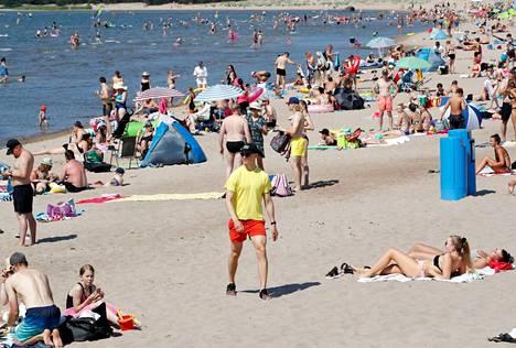 Yyteri täyttyi viime kesänä matkailijoista, jotka haluavat alueelle lisää palveluita.