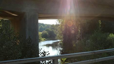 Vanajavesikeskus toteutti viime vuonna Puujoen eroosiokartoituksen.