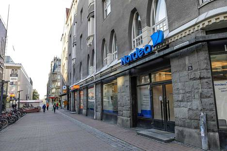 Tampereen Hämeenkadun konttori palvelee edelleen myös ilman ajanvarausta.