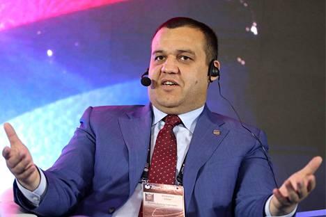 Venäjän nyrkkeilypamppu Umar Kremlev pitää Wadan toimintaa epäreiluna.