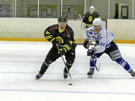 Jussi Sipponen esiintyi edukseen paluuottelussaan.