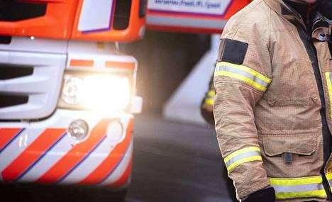 Punkalaitumella Kanteenmaantiellä sijaitsevassa entisessä maatilarakennuksessa syttyi varhain lauantaina tulipalo.