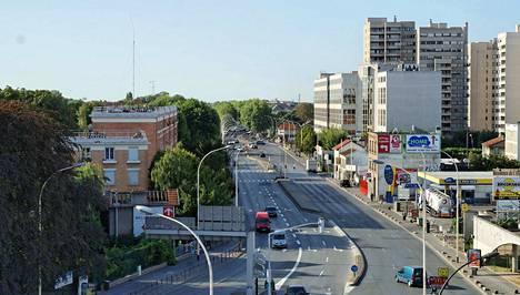 Villejuif on Pariisin esikaupunki 7 kilometriä Pariisin keskustasta etelään. Siellä on noin 57 000 asukasta.