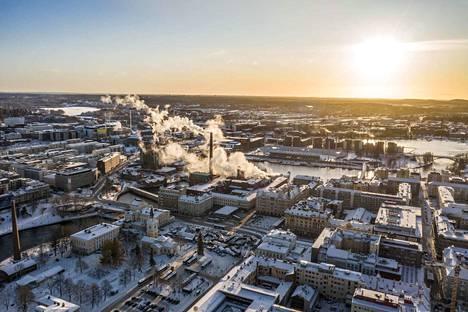 Tampere on yksi kaupungeista, joissa kodit vaihtavat nopeiten omistajaa.