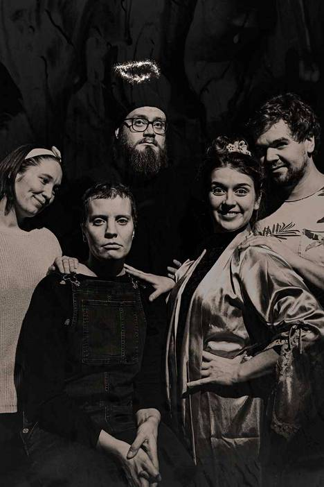 Omaperäinen porilainen Teatteri XX on valmis toiseen ensi-iltaansa.