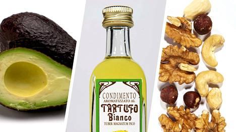 Suomen Sydänliiton mukaan 25–40 prosenttia päivittäisestä energiansaannistamme tulisi koostua rasvasta, erityisesti avokadoista, pähkinöistä, siemenistä, maapähkinävoista ja oliiviöljyä tai rypsiöljyä sisältävistä pehmeistä rasvoista.